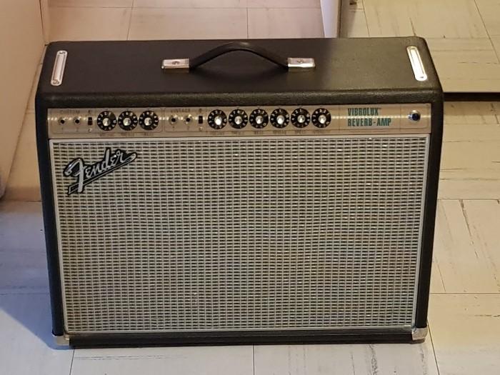 Fender '68 Custom Vibrolux Reverb (44519)