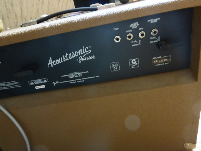 fender acoustasonic junior image 1072554 audiofanzine. Black Bedroom Furniture Sets. Home Design Ideas