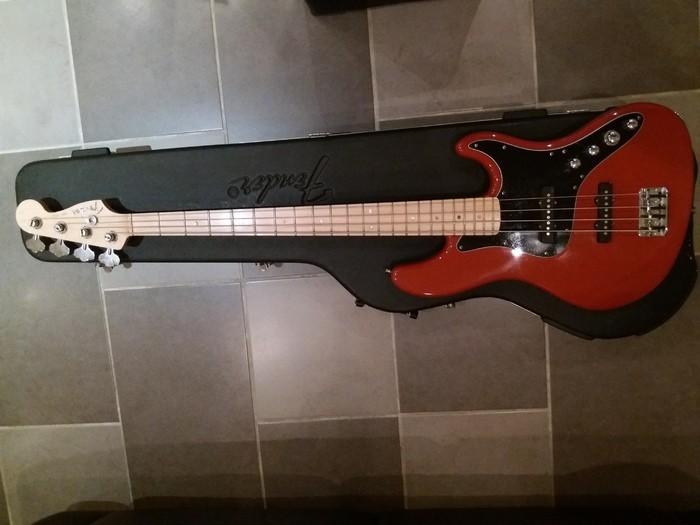 Fender American Deluxe Jazz Bass [2003-2009] (83952)