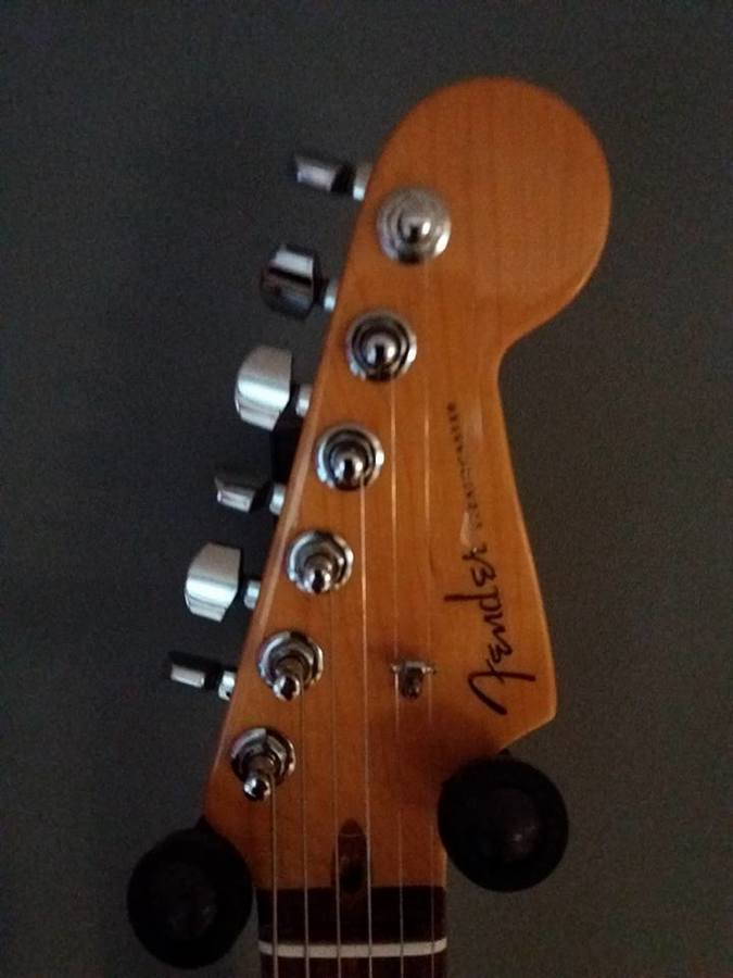 Fender American Deluxe Stratocaster [2003-2010] (31071)
