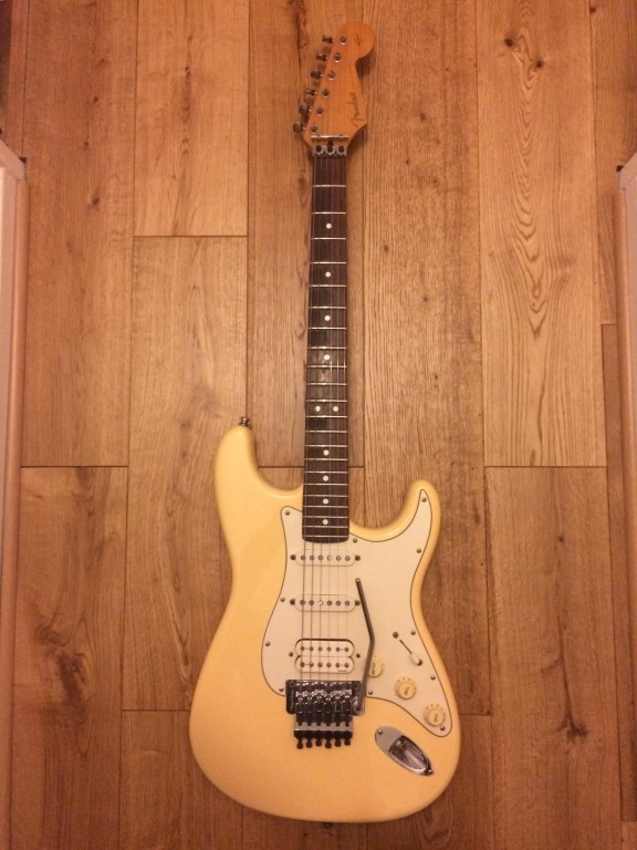 Fender American Special Floyd Rose Classic Stratocaster HSS (55050)