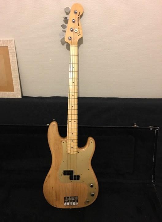 Fender American Special Precision Bass (83285)