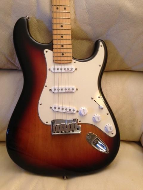 Fender American Standard Stratocaster [1986-2000] (38309)