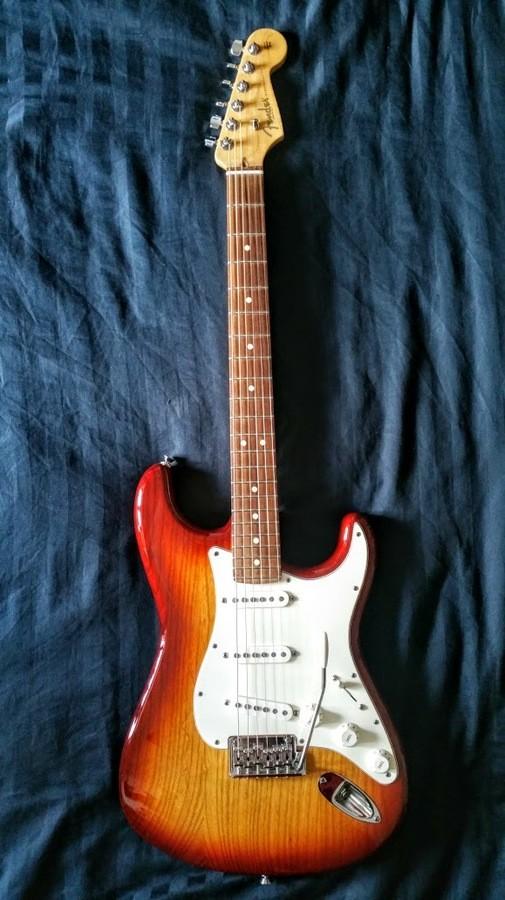 Fender American Standard Stratocaster [2008-2012] (96014)