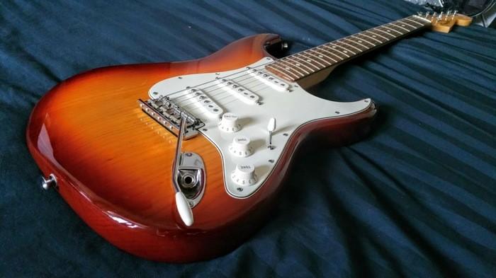 Fender American Standard Stratocaster [2008-2012] (21325)