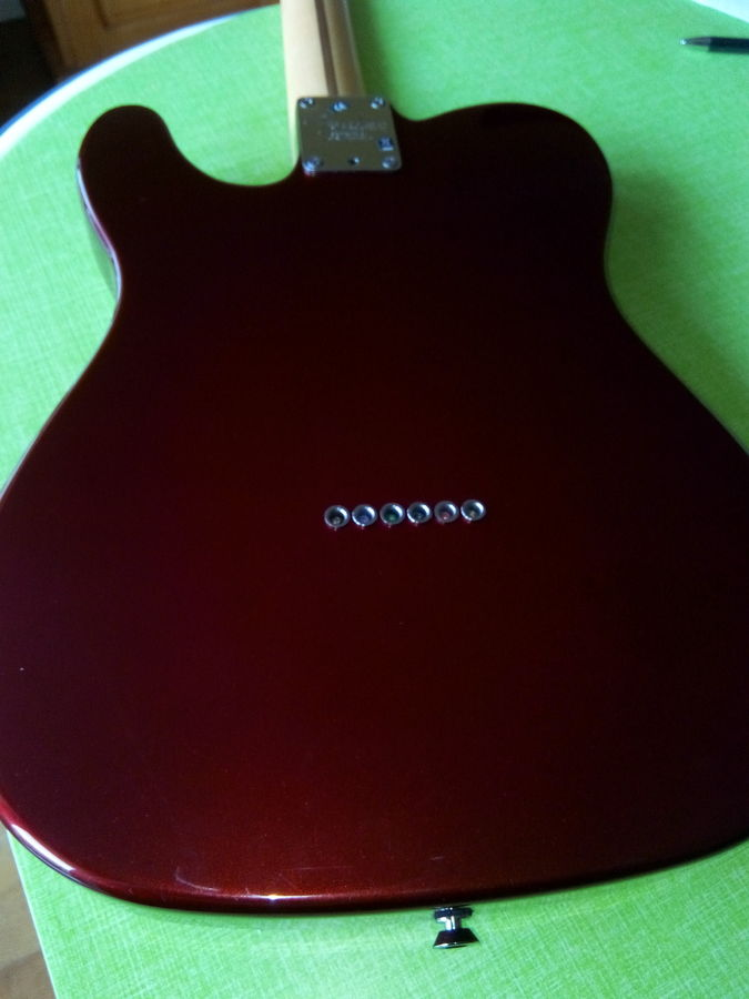 Fender American Telecaster [2000-2007] Anonymous  images