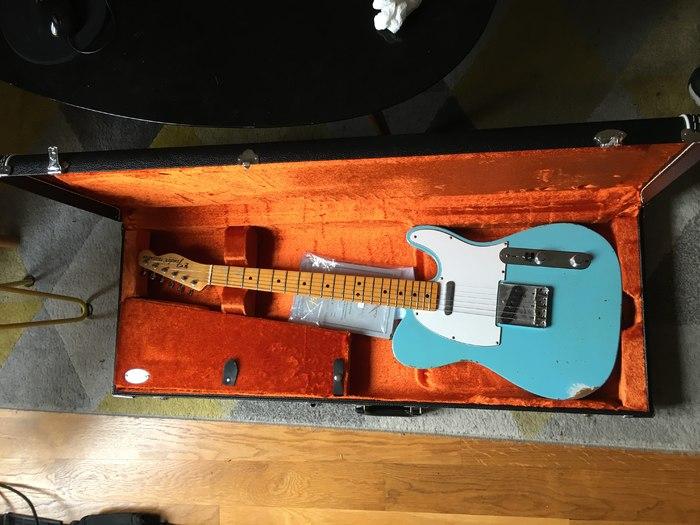 Fender Custom Shop Time Machine '67 Relic Telecaster (80330)