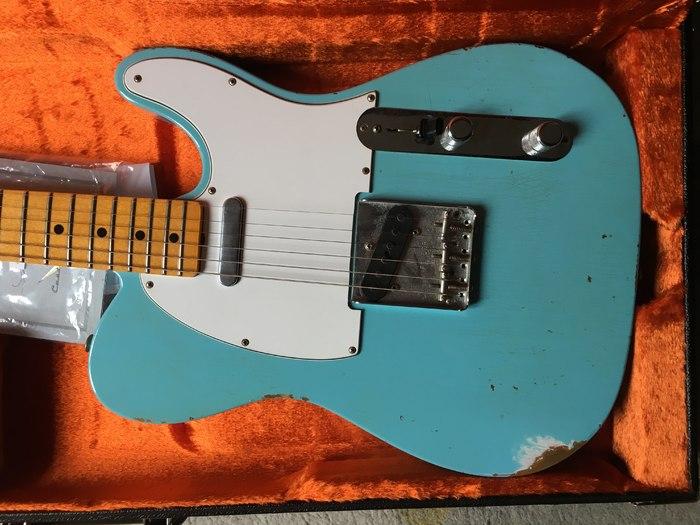 Fender Custom Shop Time Machine '67 Relic Telecaster (34568)