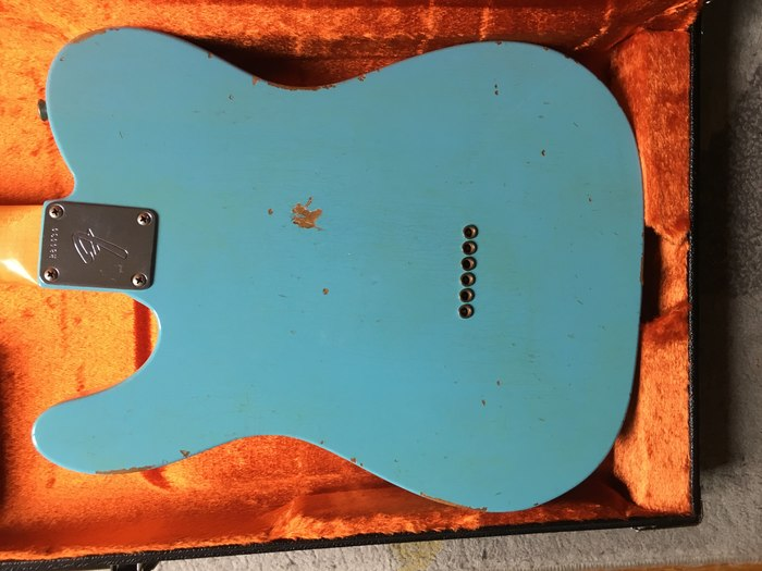 Fender Custom Shop Time Machine '67 Relic Telecaster (66903)