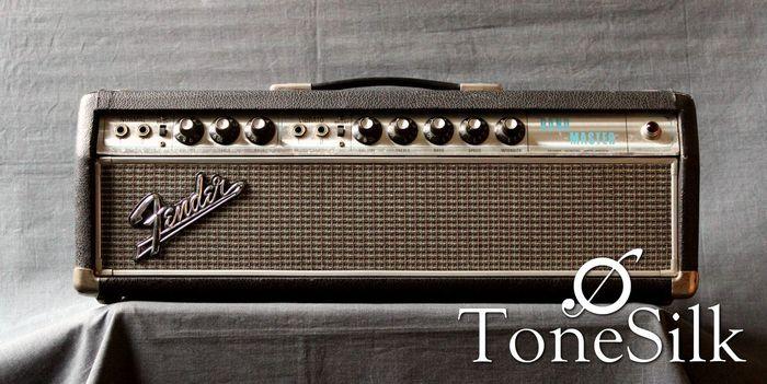 Fender Bandmaster (Silverface) (49539)
