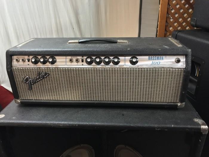 Fender Bassman 100 (Silverface) (47025)