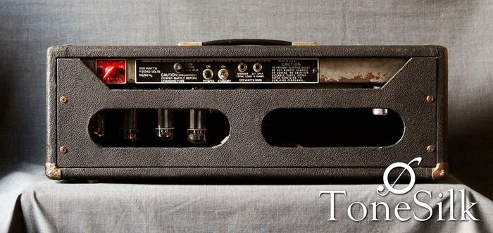 Fender Bassman 100 (Silverface) (86990)