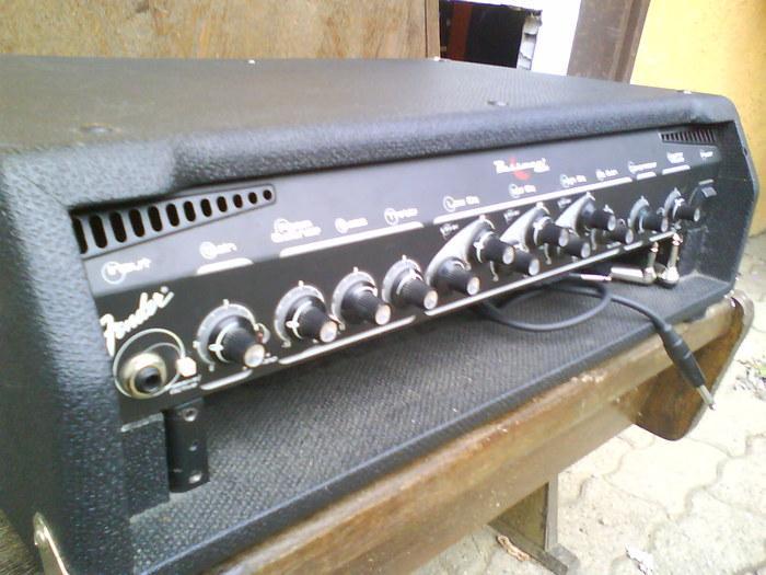 fender bassman 400 pro head image 236572 audiofanzine. Black Bedroom Furniture Sets. Home Design Ideas