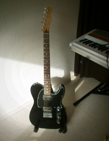 fender blacktop telecaster hh image 384216 audiofanzine. Black Bedroom Furniture Sets. Home Design Ideas