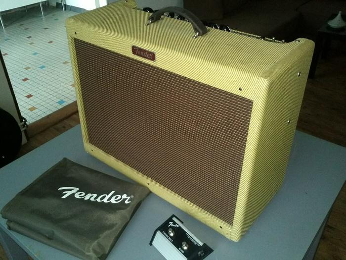 Fender Blues Deluxe Reissue Image 476087 Audiofanzine border=