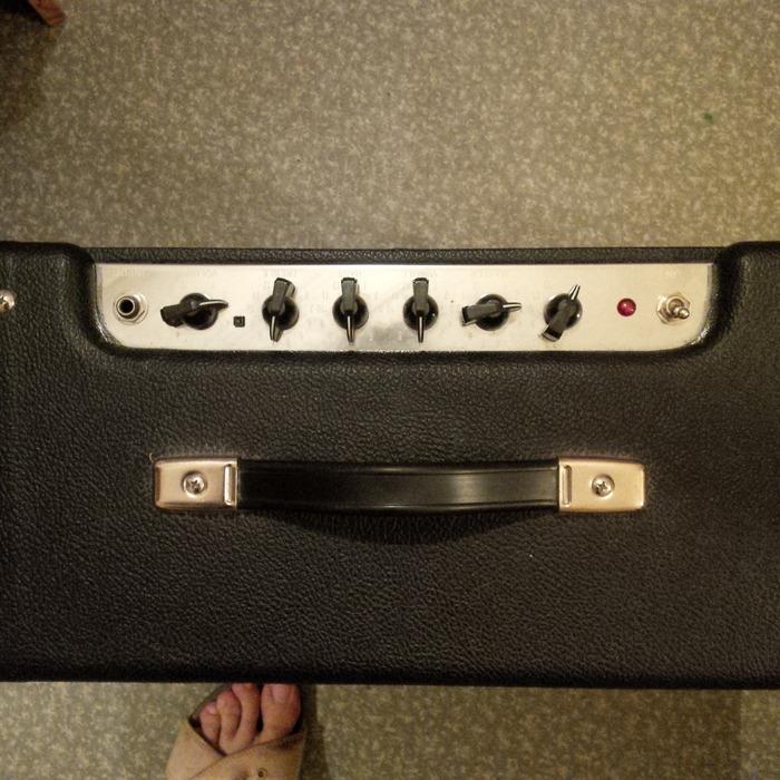Fender Blues Junior edes images