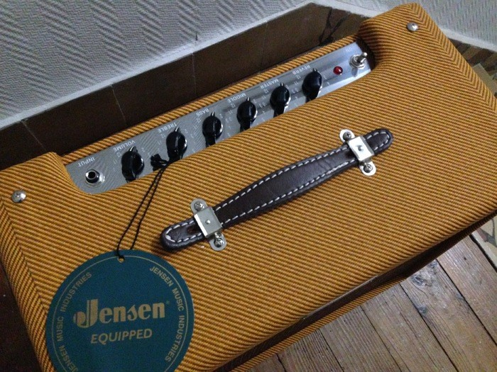 Fender Blues Junior III Lacquered Tweed (49730)