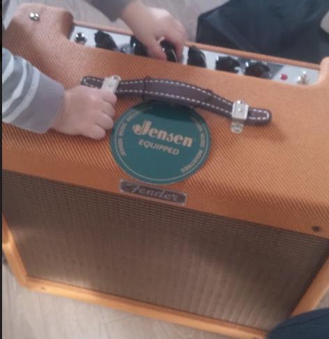 Fender Blues Junior NOS (5848)