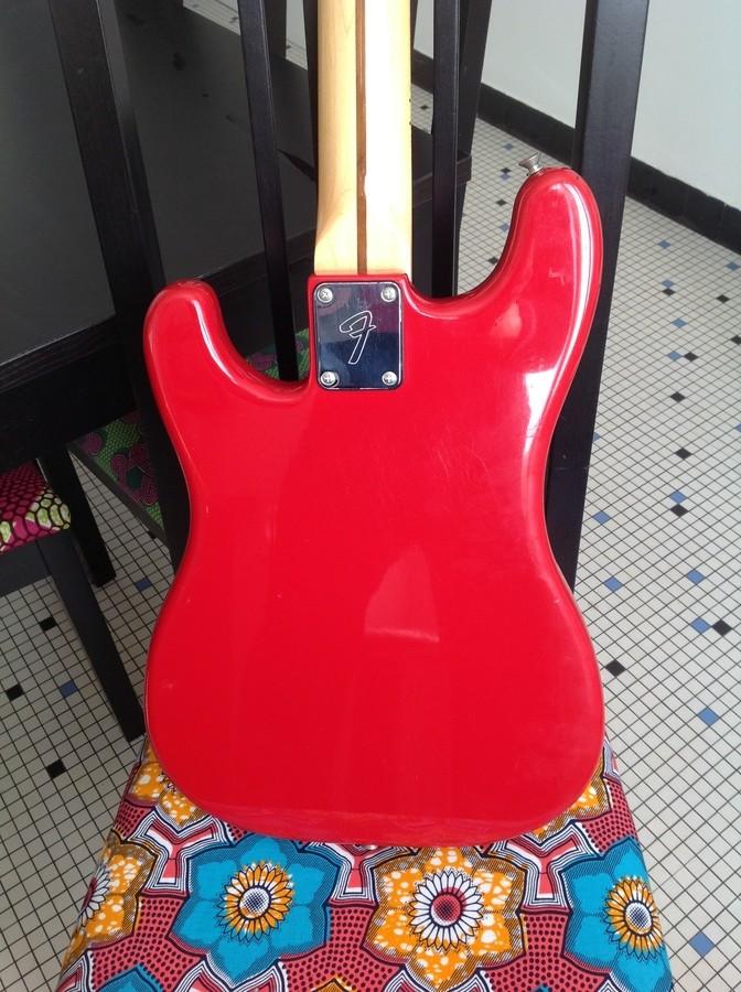 Fender Bullet Bass Deluxe B-34 (59577)