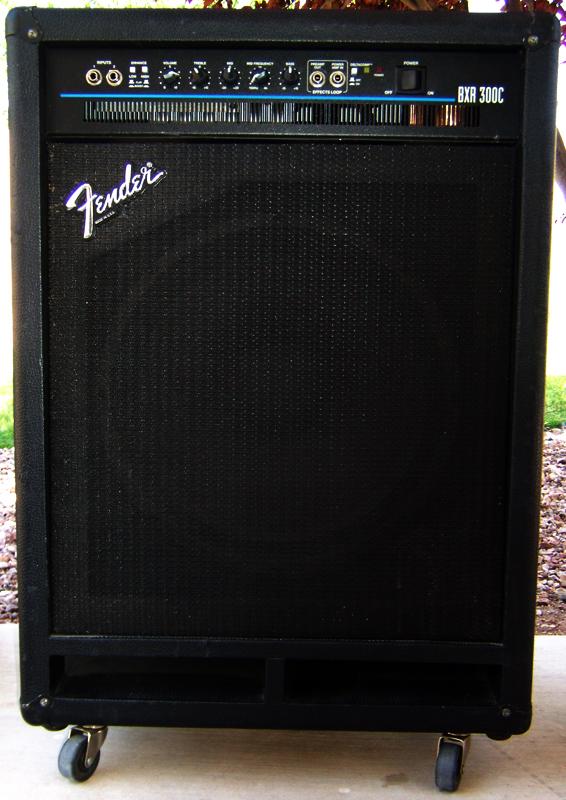 Fender Bxr 300c Image   438297