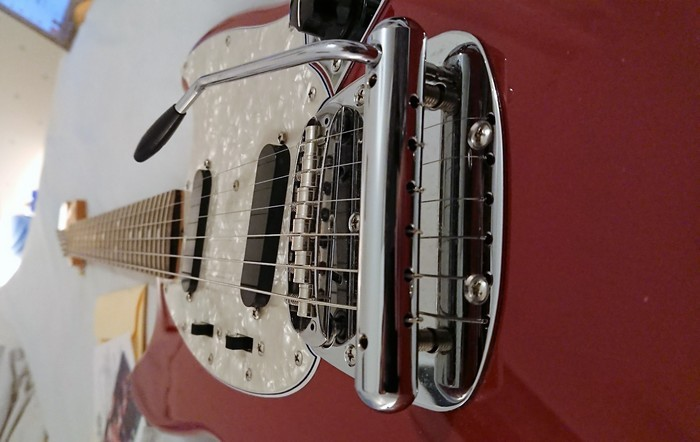 Fender Classic '65 Mustang (92546)