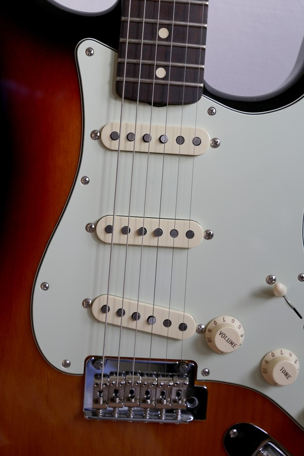 Fender Classic Player '60s Stratocaster (25793)