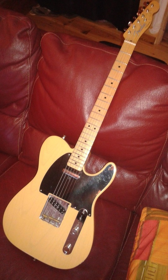 Fender Classic Player Baja Telecaster (59090)
