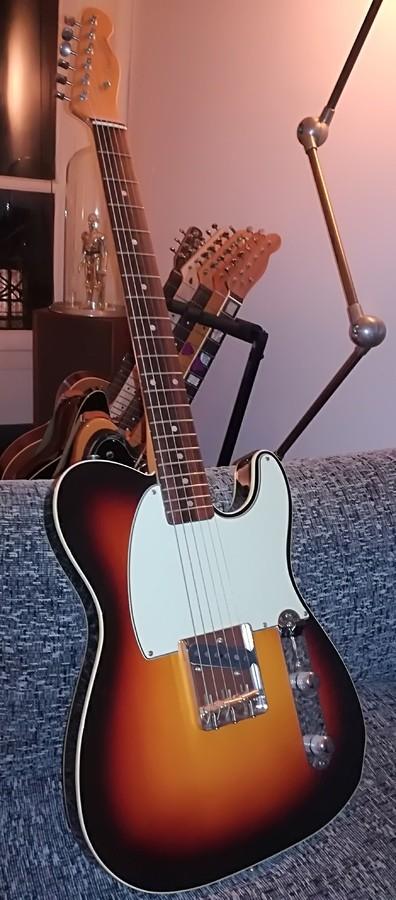Fender Classic Series Japan '62 Telecaster Custom (38754)