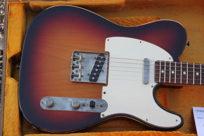 Fender Custom Shop '63 Relic Telecaster (32871)