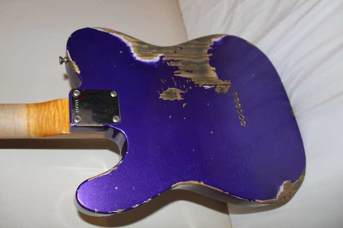 Fender Custom Shop '63 Relic Telecaster