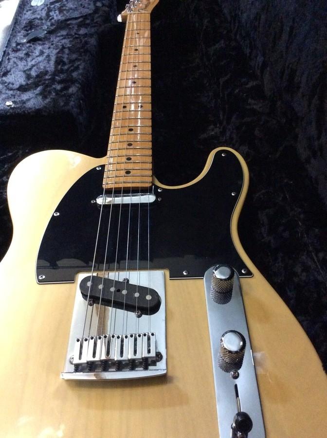 Fender Custom Shop Custom Classic Telecaster (78391)
