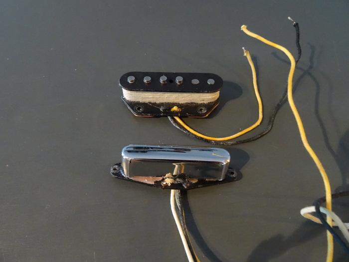 Texas Special Wiring Diagram Telecaster : Fender custom shop texas special telecaster pickups image