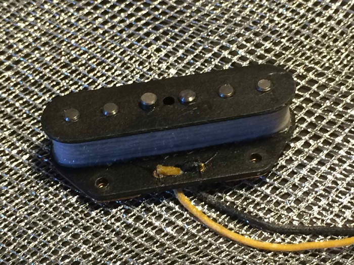 fender custom shop texas special telecaster pickups image 1159954 audiofanzine. Black Bedroom Furniture Sets. Home Design Ideas