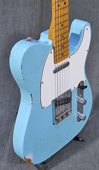 Fender Custom Shop Time Machine '67 Relic Telecaster (2451)