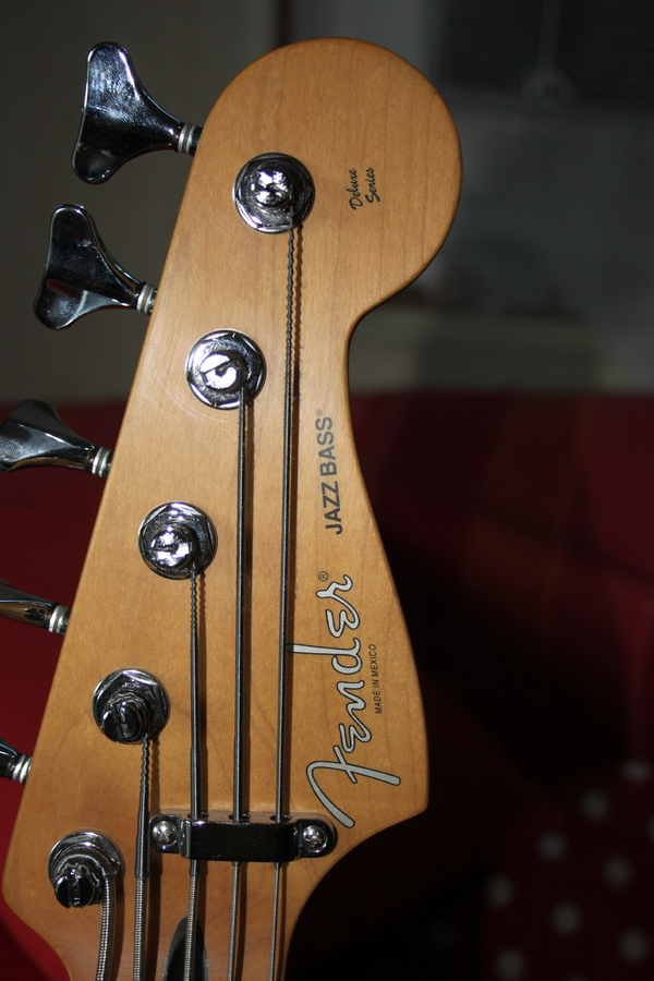 Fender Deluxe Active Jazz Bass V  2004-current  Image   1309666