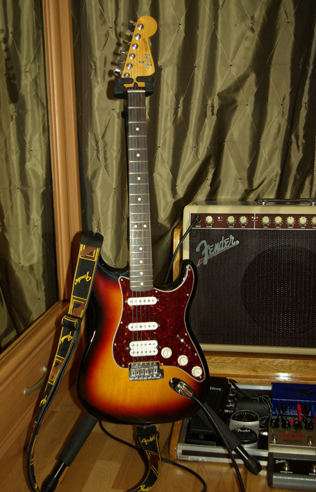 fender deluxe lone star stratocaster 2007 2013 image 185422 audiofanzine. Black Bedroom Furniture Sets. Home Design Ideas