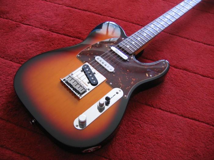 Fender Deluxe Series Nashville Power Telecaster Electric ...