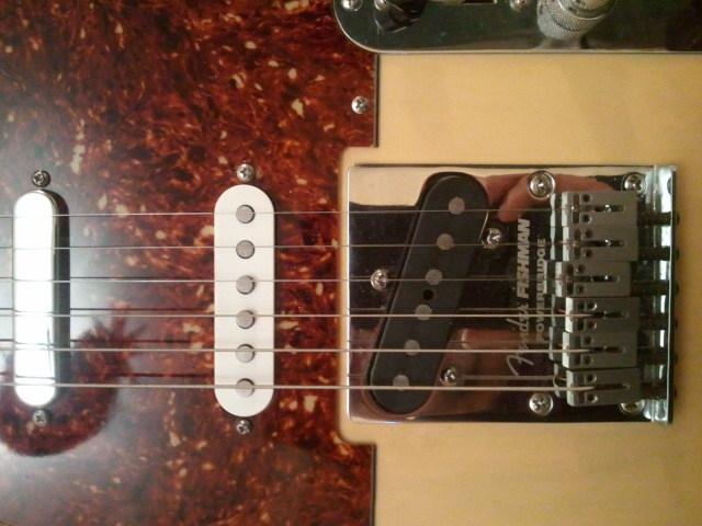 Fender Deluxe Series Nashville Telecaster Electric Guitar ...