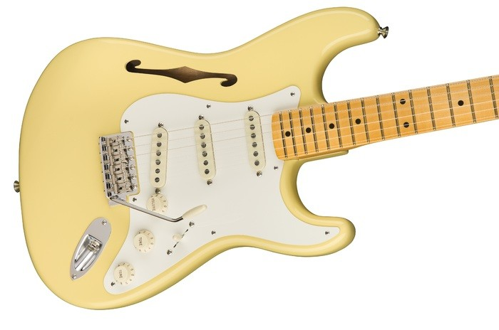 Eric Johnson Signature Stratocaster Thinline 2