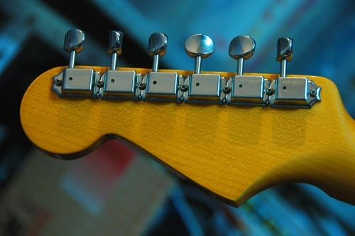 Fender Eric Johnson Stratocaster Maple Miles images