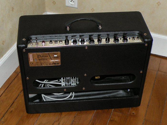 fender hot rod deluxe image 420600 audiofanzine. Black Bedroom Furniture Sets. Home Design Ideas