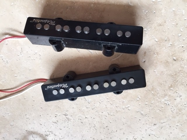 Fender Marcus Miller Jazz Bass V Slapy06 images