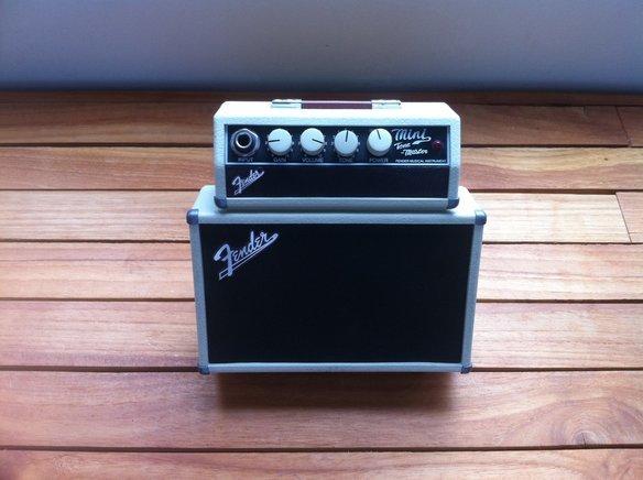Fender mini tonemaster expii image 342420 audiofanzine fender mini tonemaster expii yogohr images voltagebd Images