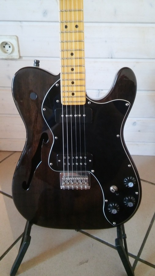Fender Modern Player Telecaster Thinline Deluxe (33989)