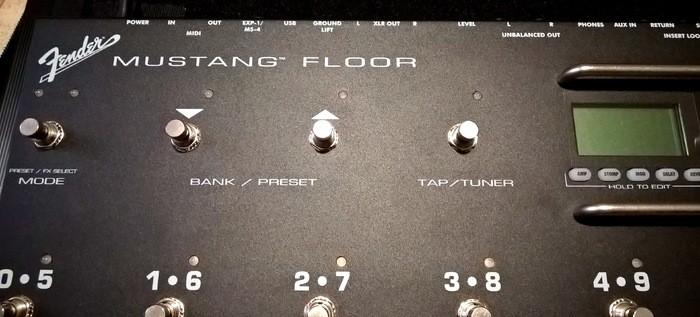 Fender Mustang Floor (50622)