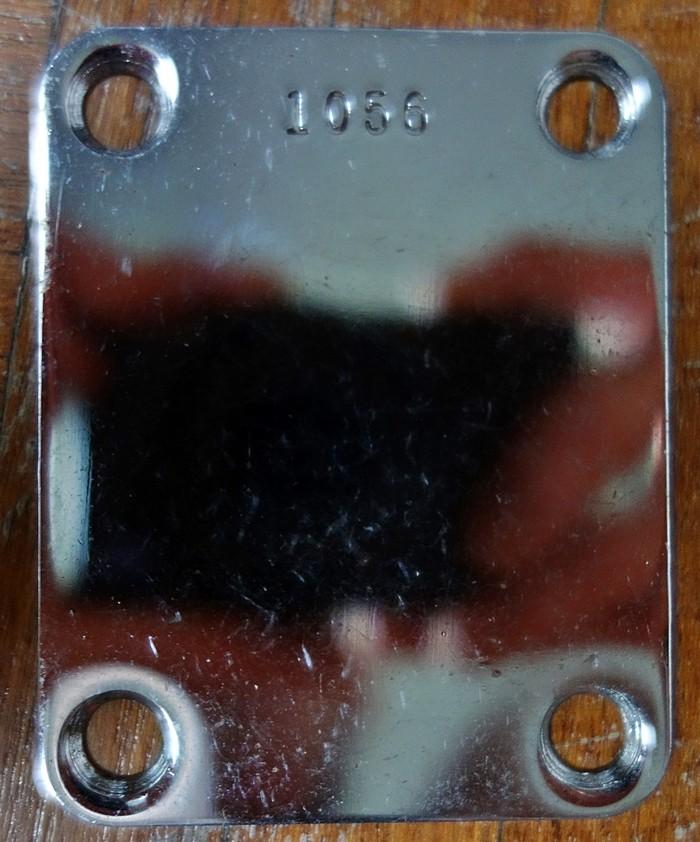 Fender Neck Plate (32569)