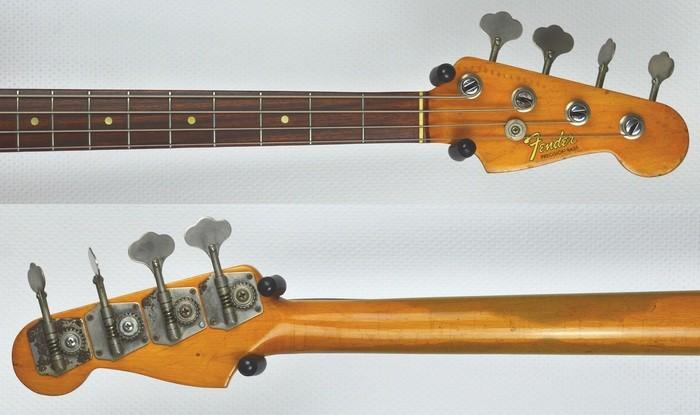 Fender Precision Bass (1965) (55910)
