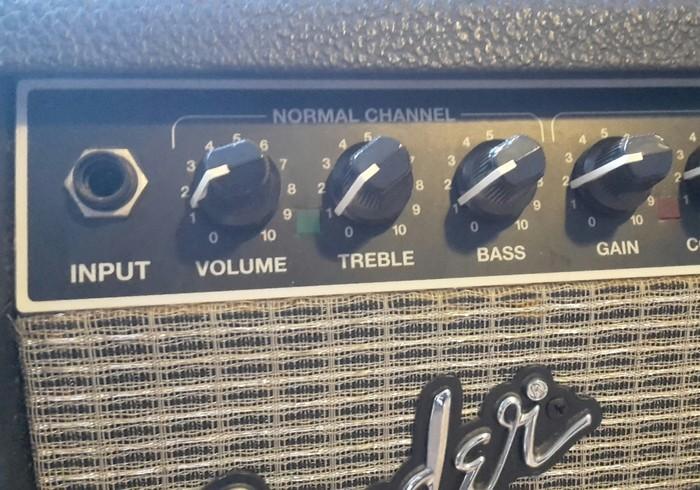 Fender Princeton 112 (78649)