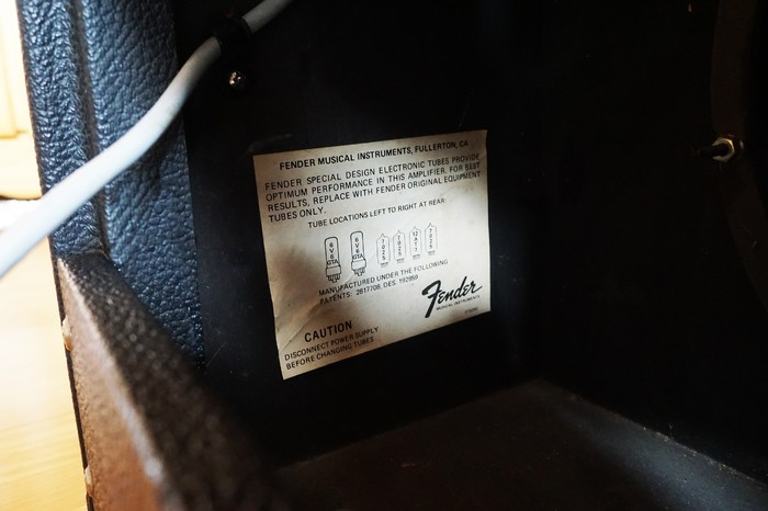 Fender Princeton Reverb II (6744)