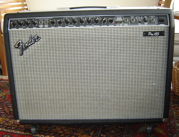 Fender Pro 185 pat17100 images
